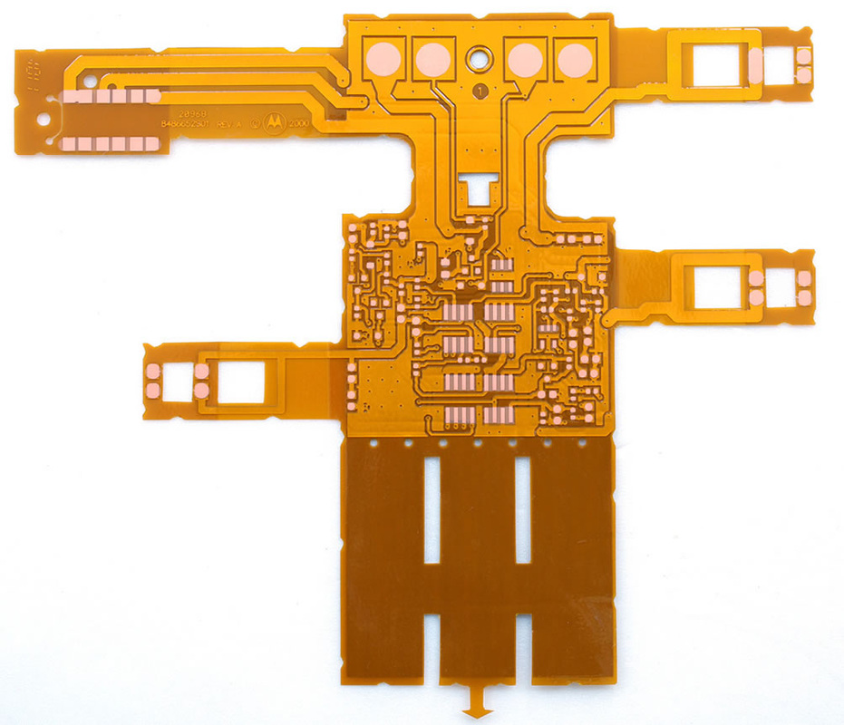 low cost flexible rigid pcb
