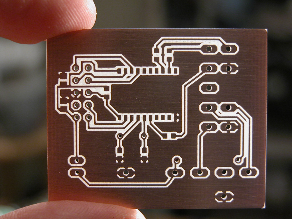 Multi Layer Rigid PCB